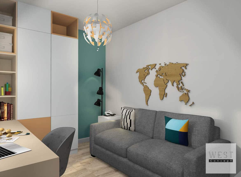 Terracotta House - Design Interior